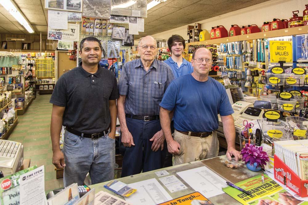Retail Store - Brown's HardwareGOOD