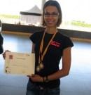 Maciel Alejandra Felipe participa en las Jornadas de Alto Nivel de Inline Freestyle de Ciudad Real