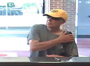070516 TD Bank Robbery Suspect 2