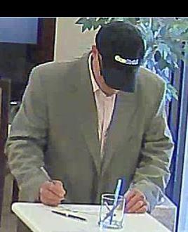 041817 Wells Fargo Bank Robbery Suspect 5