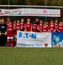 EATON sponsort Trikots für C-Jugendmannschaften