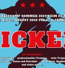 Fußballcamp – 19. bis 23.08.2019