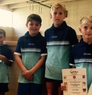 Pecher Tischtennis-Minis mit super Ergebnissen bei der Kreismeisterschaft