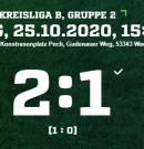 FC Pech – RW Dünstekoven 2:1 (1:0)