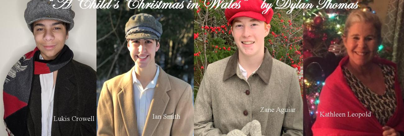 A Child's Christmas in Wales, online 2020-21