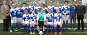 Frauenmannschaft 2014/2015