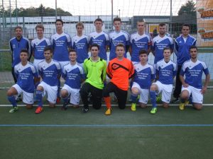 A-Junioren SG Riegelsberg Saison 14/15