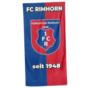 Badetuch Wappen FC Rimhorn