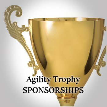 Agility Trophy Sponsorships for store.