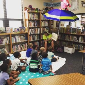 Preschool 4s Library