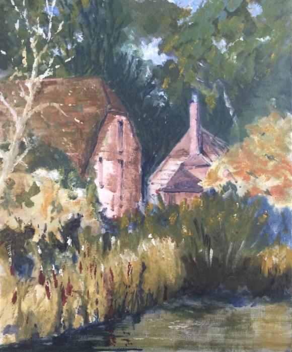 Andrew Milligan - Across the Basingstoke Canal