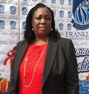 Franklin Comprehensive School Proprietress