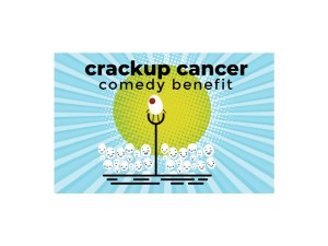 Crack Up Cancer 2019 logo