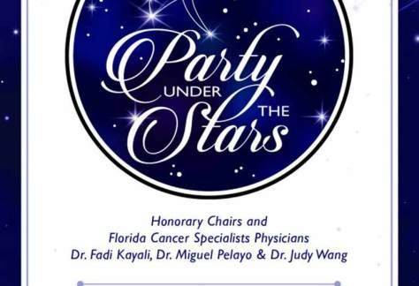 Party Under the Stars 2020