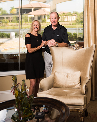 Dave & Bobbi Norris