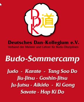 DDK Sommercamp 2018 @ Sportschule Dojo Marico San | Elxleben | Thüringen | Deutschland