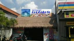 Food Court Soeroboyo, alamat nya mudah dicari, Dinoyo 92 Surabaya