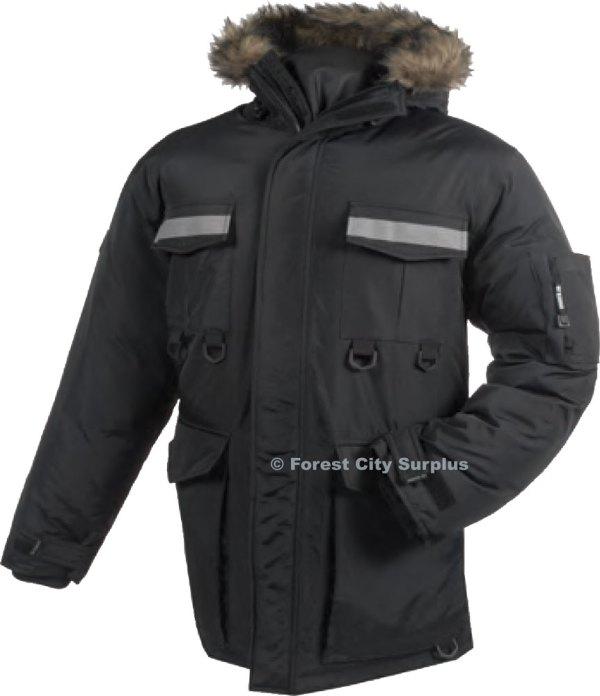Men' Extreme Cold -filled Husky Parka Winter Coats
