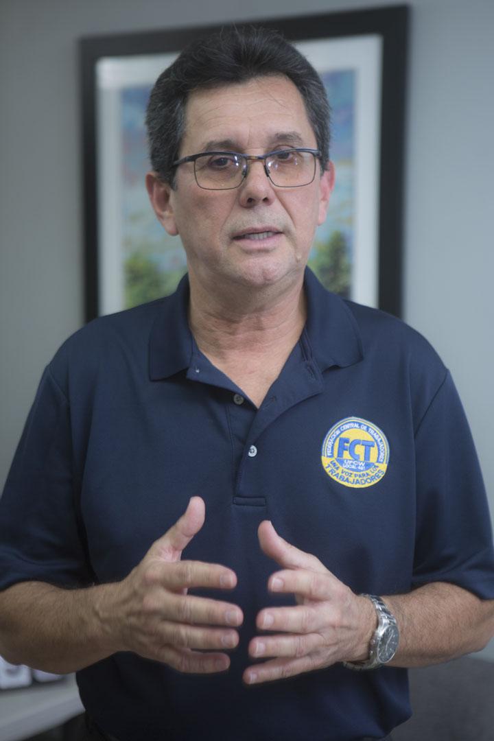 Andrés Lloret Gutiérrez, Presidente FCT