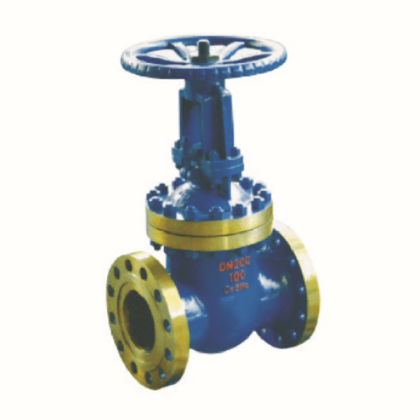 Globe valve DN200 PN100