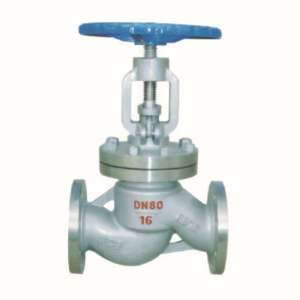 Globe valve DN80 PN16