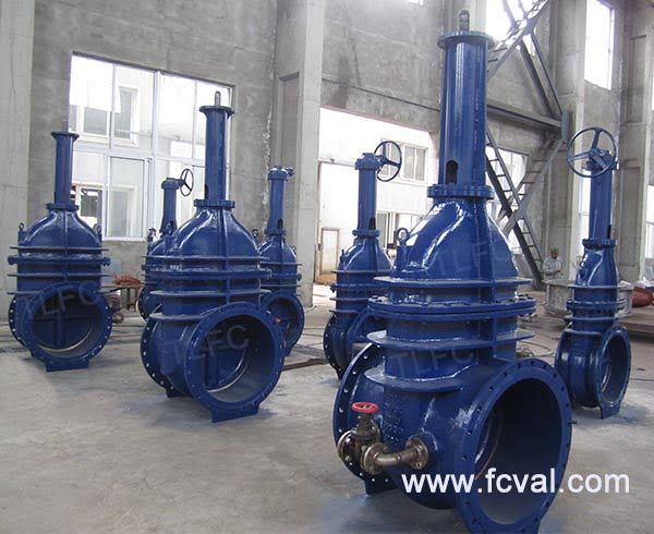 TLFC-Gate valve-DN1000-2