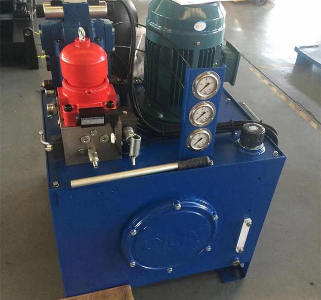 FCV-hydraulic control check butterfly valve hydraulic device