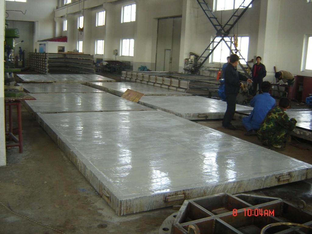 Stoplog gate manufacturer FCV CHINA