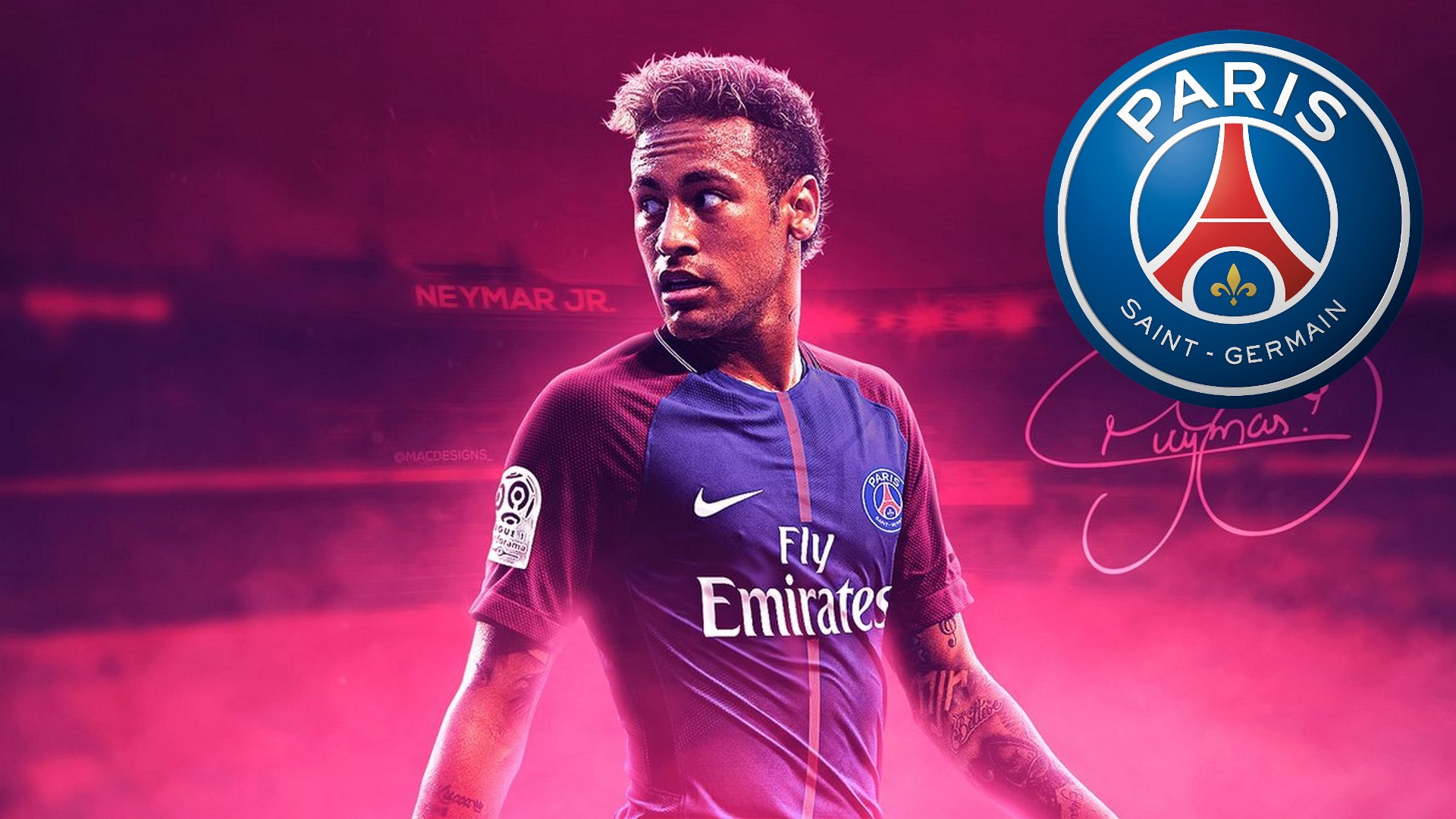 neymar psg wallpaper 2021 football