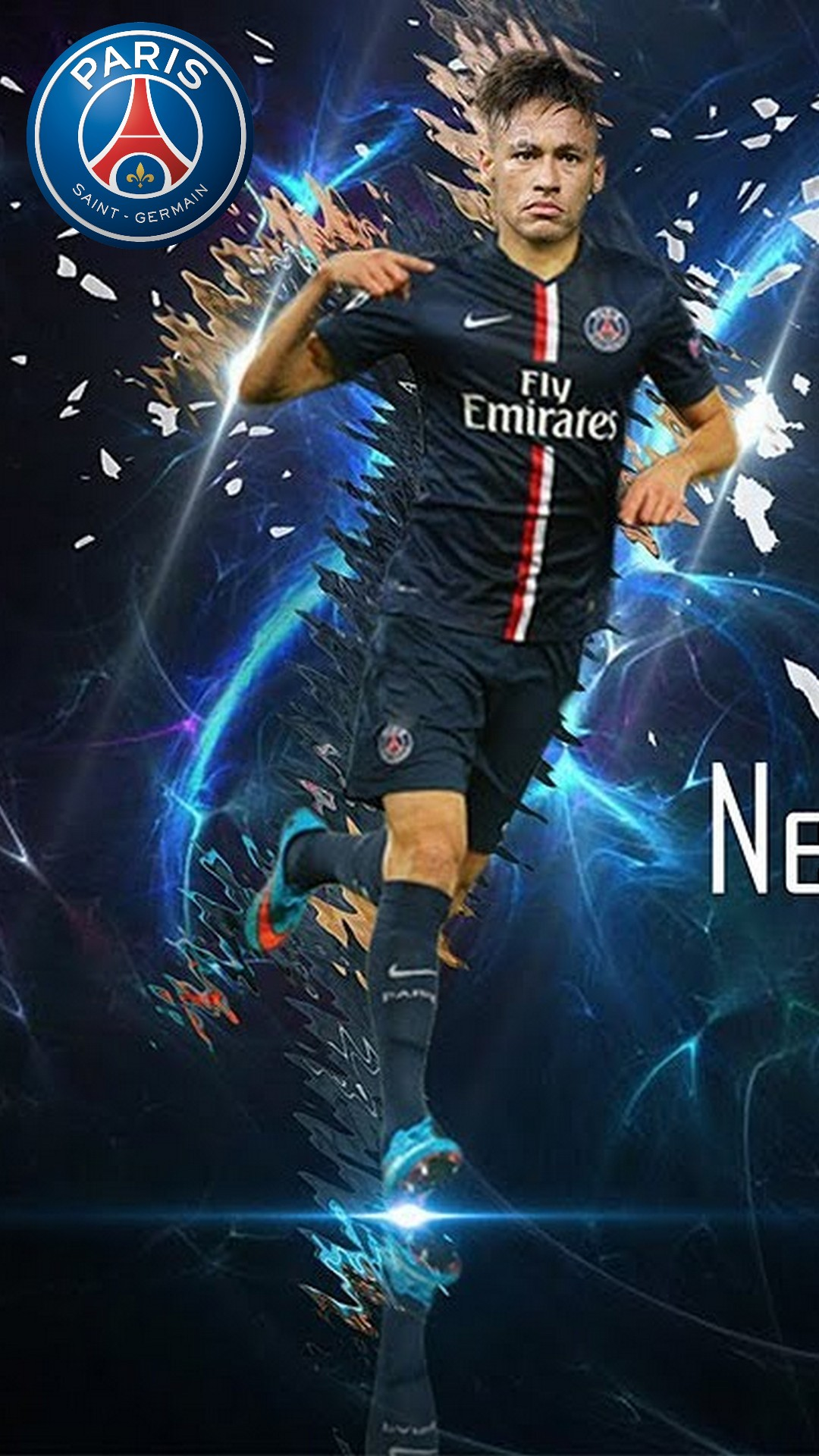 neymar psg iphone 8 wallpaper 2021