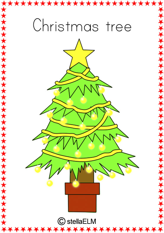 Flashcards Christmas