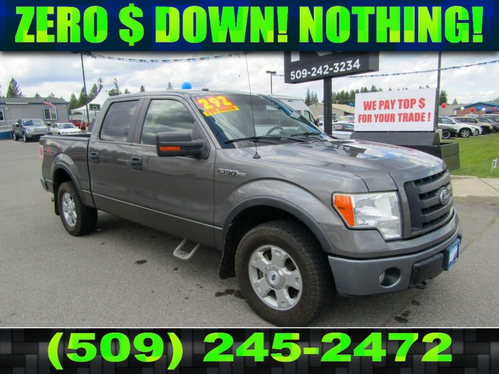 medium resolution of pre owned 2010 ford f 150 fx4 5 4l v8 4x4 truck