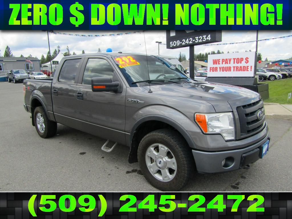 hight resolution of pre owned 2010 ford f 150 fx4 5 4l v8 4x4 truck
