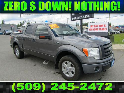 small resolution of pre owned 2010 ford f 150 fx4 5 4l v8 4x4 truck