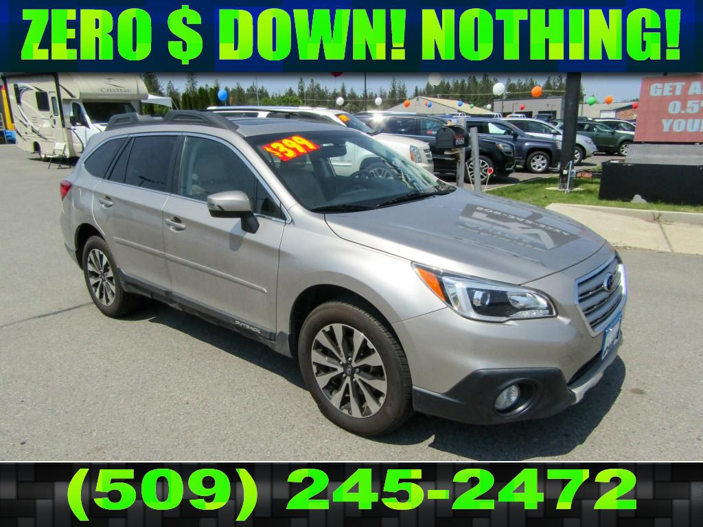 hight resolution of pre owned 2016 subaru outback 3 6r limited 3 6l all wheel drive wagon