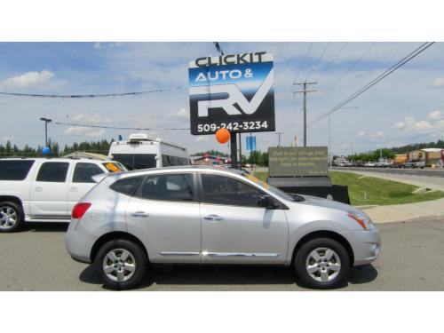 small resolution of pre owned 2011 nissan rogue s 2 5l all wheel drive suv