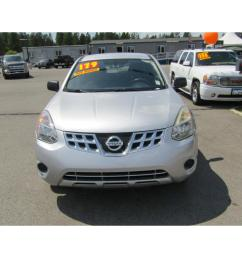 pre owned 2011 nissan rogue s 2 5l all wheel drive suv [ 1024 x 768 Pixel ]