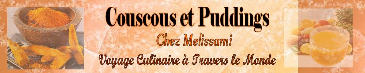Couscous et Puddings