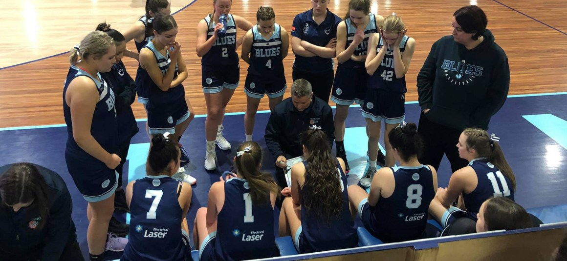BLUES YOUTH LEAGUE WOMEN'S DEPTH THE SECRET TO WINNING GRAND FINAL SERIES AGAINST SHERBROOKE