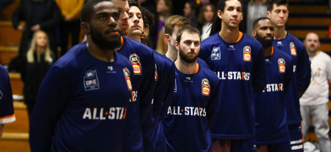 ALL-STARS OUT TO PROVE NBL1 IS NOT A PUSHOVER LEAGUE
