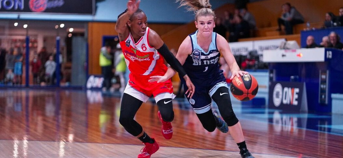 FRANKSTON: THERE IS NO PLACE STEPH REID WOULD RATHER BE