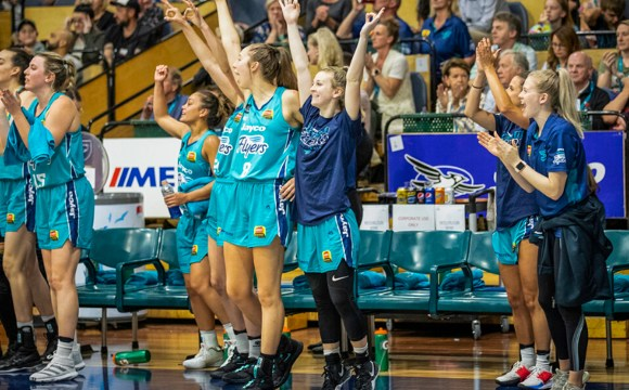 WNBL | THE PODCAST SNACK WITH STEPH REID