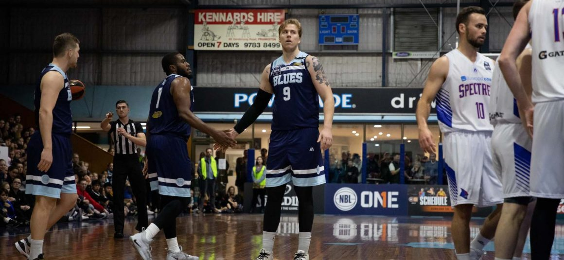 BLUES NBL1 PLAYER TRIST HAS POINT TO PROVE IN NBL20