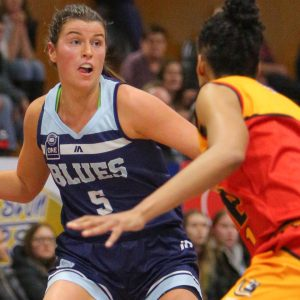 FRANKSTON FEELS LIKE HOME: SARAID TAYLOR BACK WITH THE BLUES