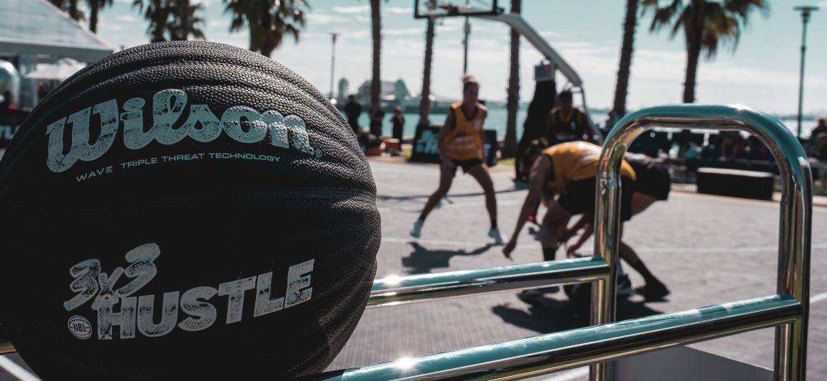 3X3 HUSTLE: VICHEALTH 'DOING SPORT DIFFERENTLY'