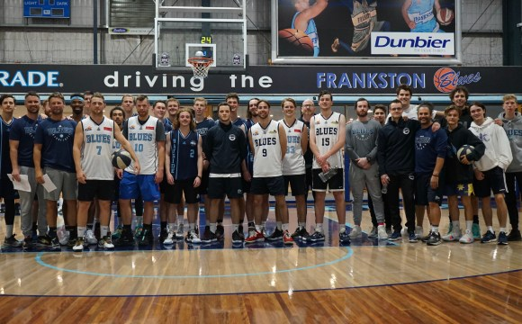 'FRANKSTON RSL' SENIOR BLUES MEN INTRA-CLUB GAME