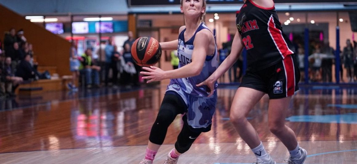 FRANKSTON BLUES NBL WOMEN'S CAPTAINS, ROAD TO RECOVERY WITH ALEX BALNAVES