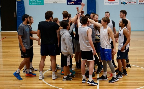 NBL1 SOUTH MEN PRACTISE GAME: FRANKSTON BLUES  V. DANDENONG RANGERS