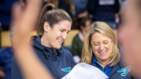 BELINDA SNELL RETURNS TO FRANKSTON BLUES FOR 2021