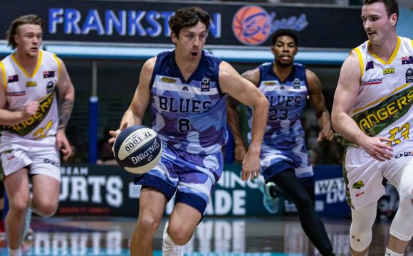 SHARP-SHOOTING BARKER READY FOR THUNDER